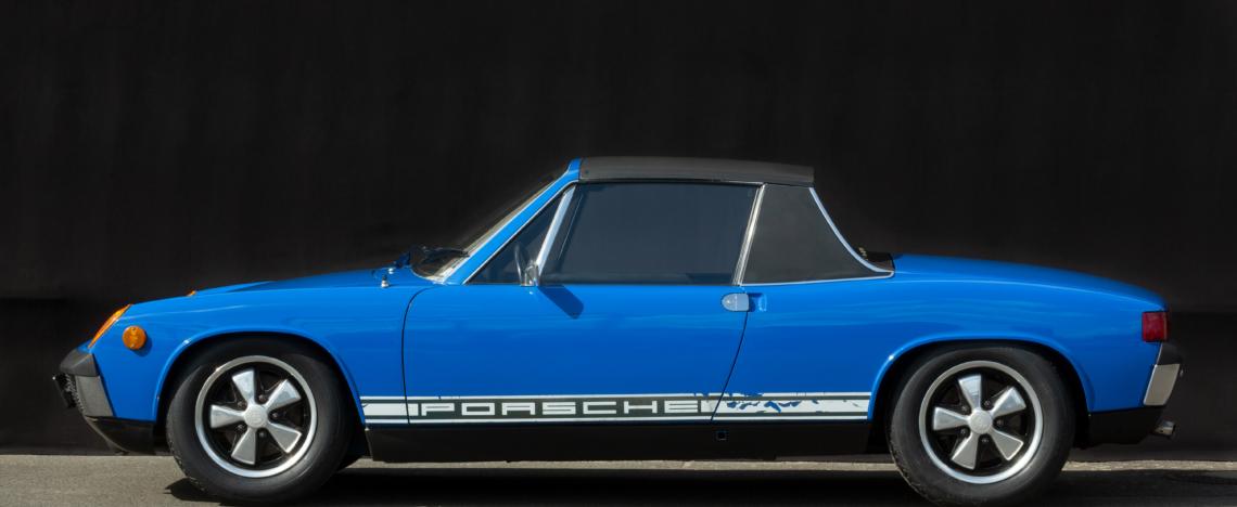 Porsche 914/6, 1970
