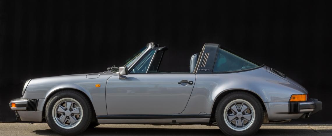 Porsche 3.2l Targa, 1988