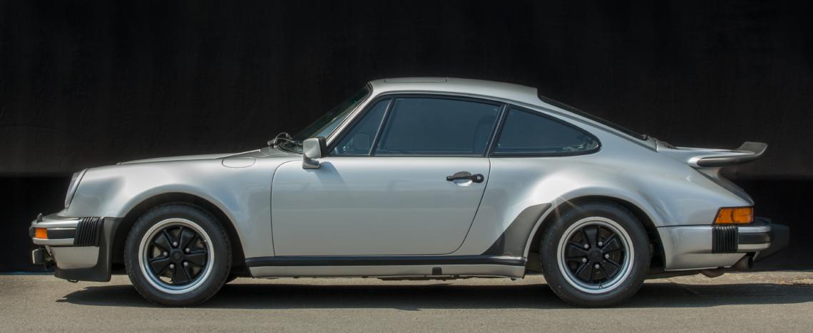 Porsche 911 Turbo 3.0l, 1976