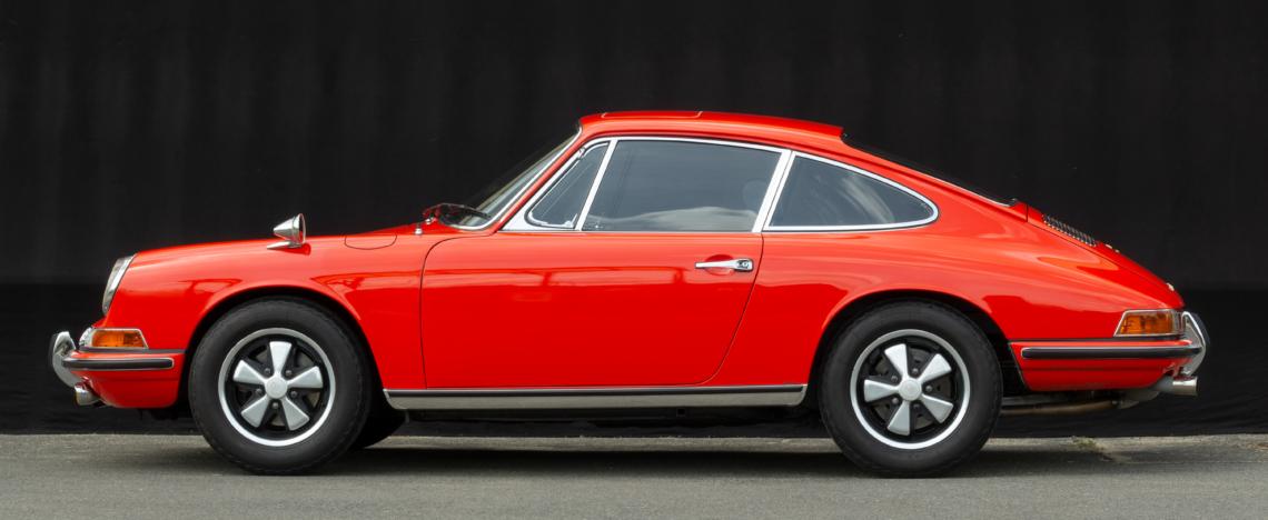 Porsche 911 S SD-Coupé, 1968