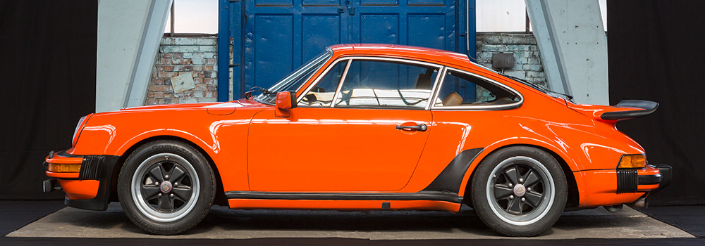 classic Porsche Targa