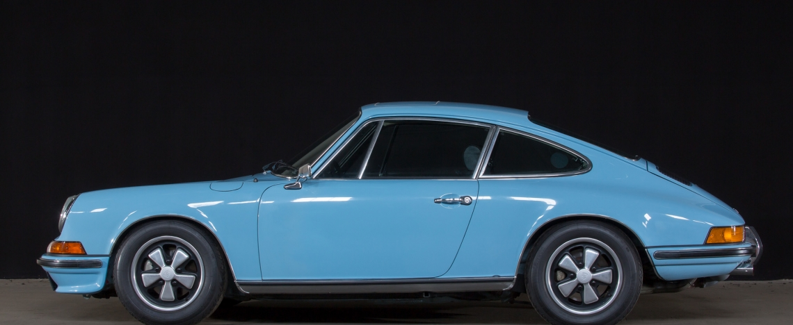 Porsche 911 S Coupé, 1973