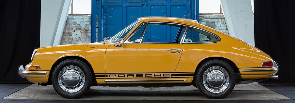 classic Porsche 911 Coupé 1967