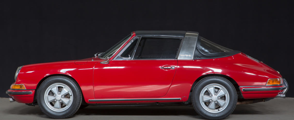 1967 911S Softwindow Targa