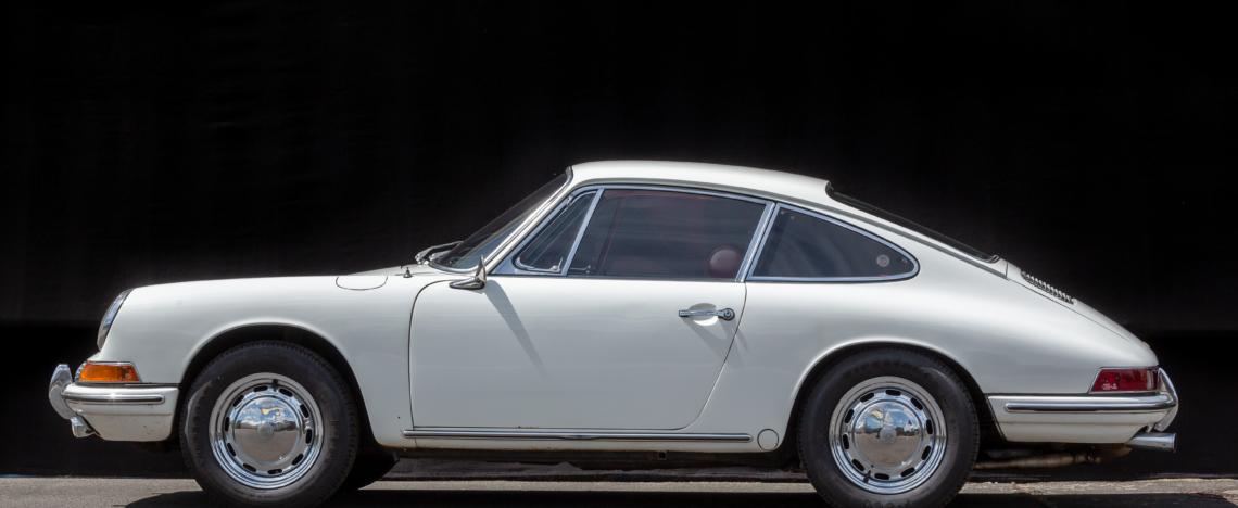 Porsche 911 Coupé, 1966