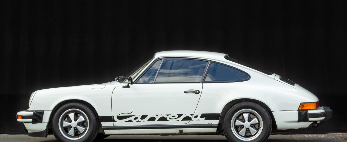 Porsche Carrera 2.7l, 1974