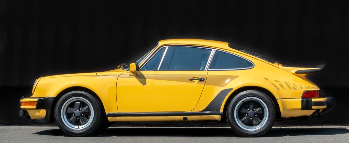 Porsche 930 Turbo 3.0l, 1977