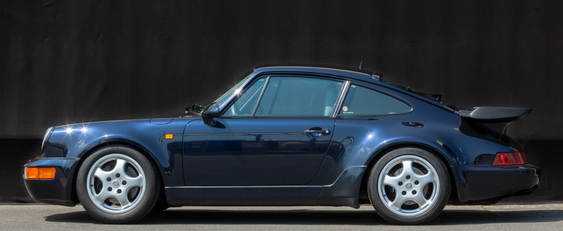 Porsche 964 Turbo 3.3l WLS, 1992