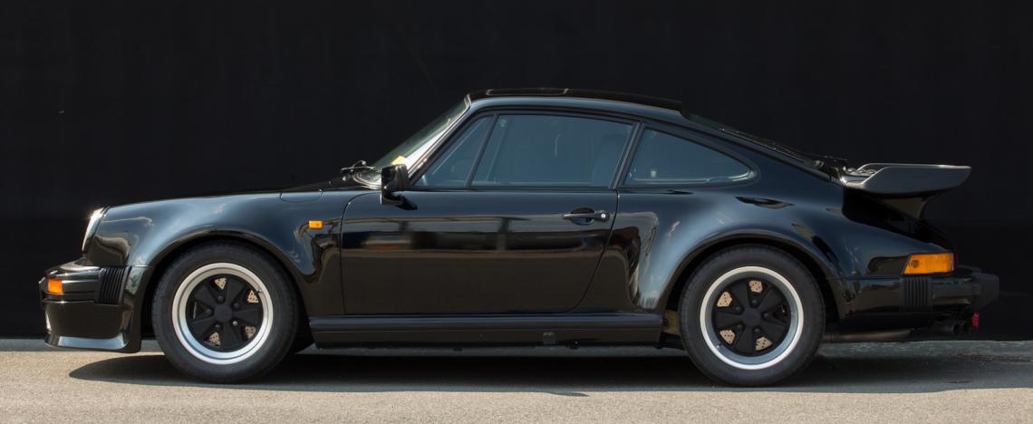 Porsche 930 Turbo 3.3l, 1982