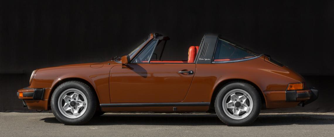 Porsche 2.7 Targa, 1977