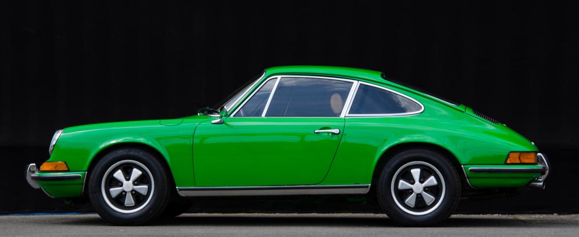 Porsche 911 T Coupé, 1973