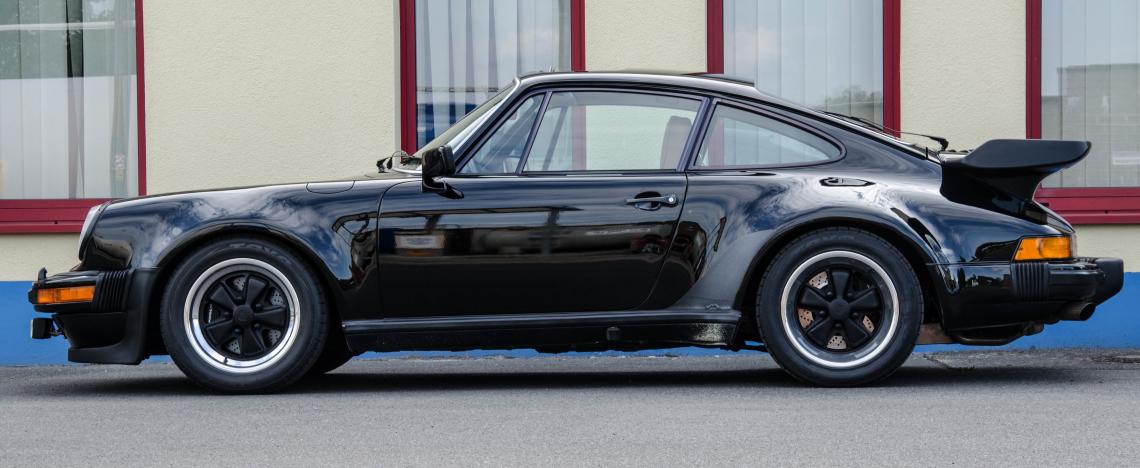 Porsche 930 Turbo 3.3l, 1978