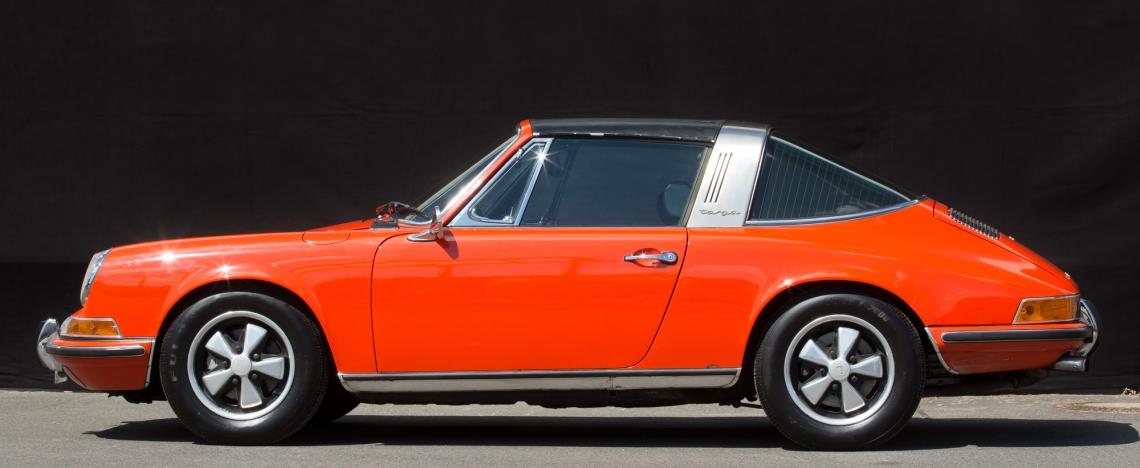 Porsche 911 E Targa, 1970
