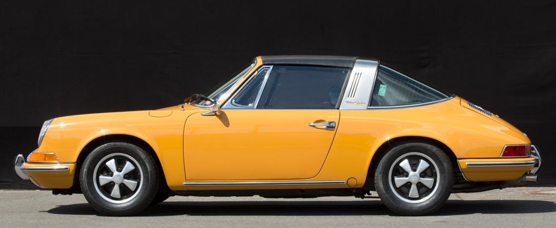Porsche 911 T Targa, 1969