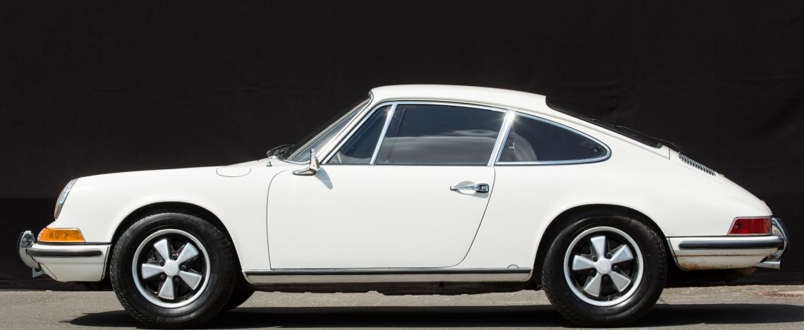 Porsche 911 E Coupé, 1969