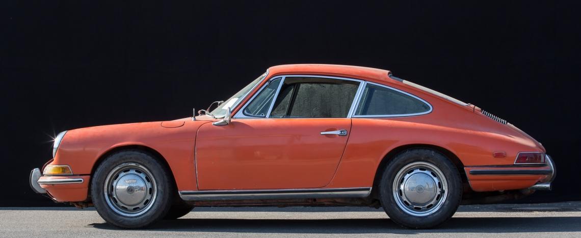 Porsche 911 L Coupé, 1968
