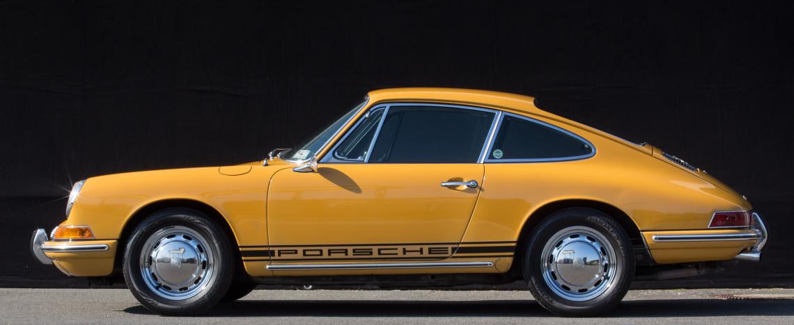 Porsche 911 SWB Coupé, 1967