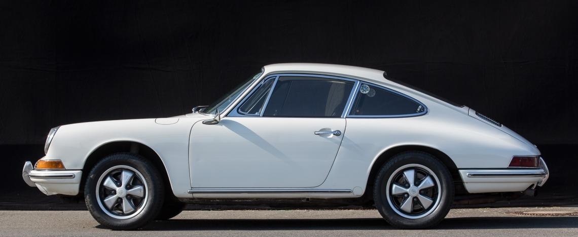 Porsche 911 Coupé, 1965