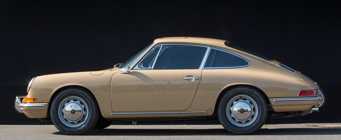 Porsche 911 SD-Coupé, 1967