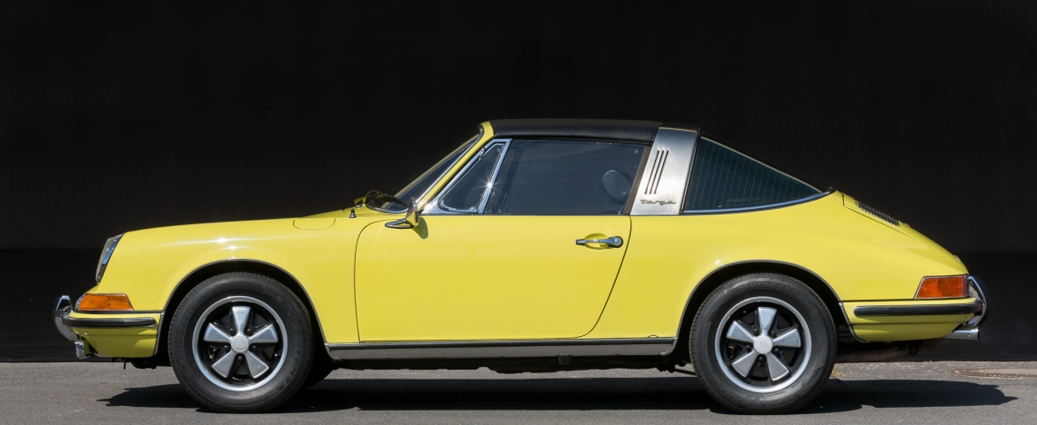Porsche 911 S Targa, 1970