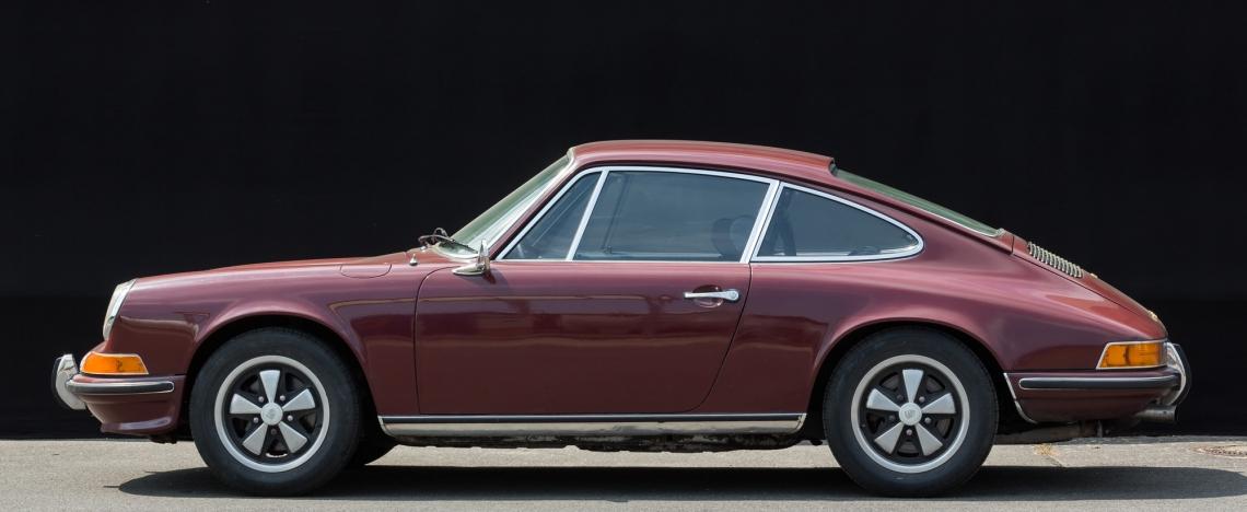 Porsche 911 E Coupé, 1970